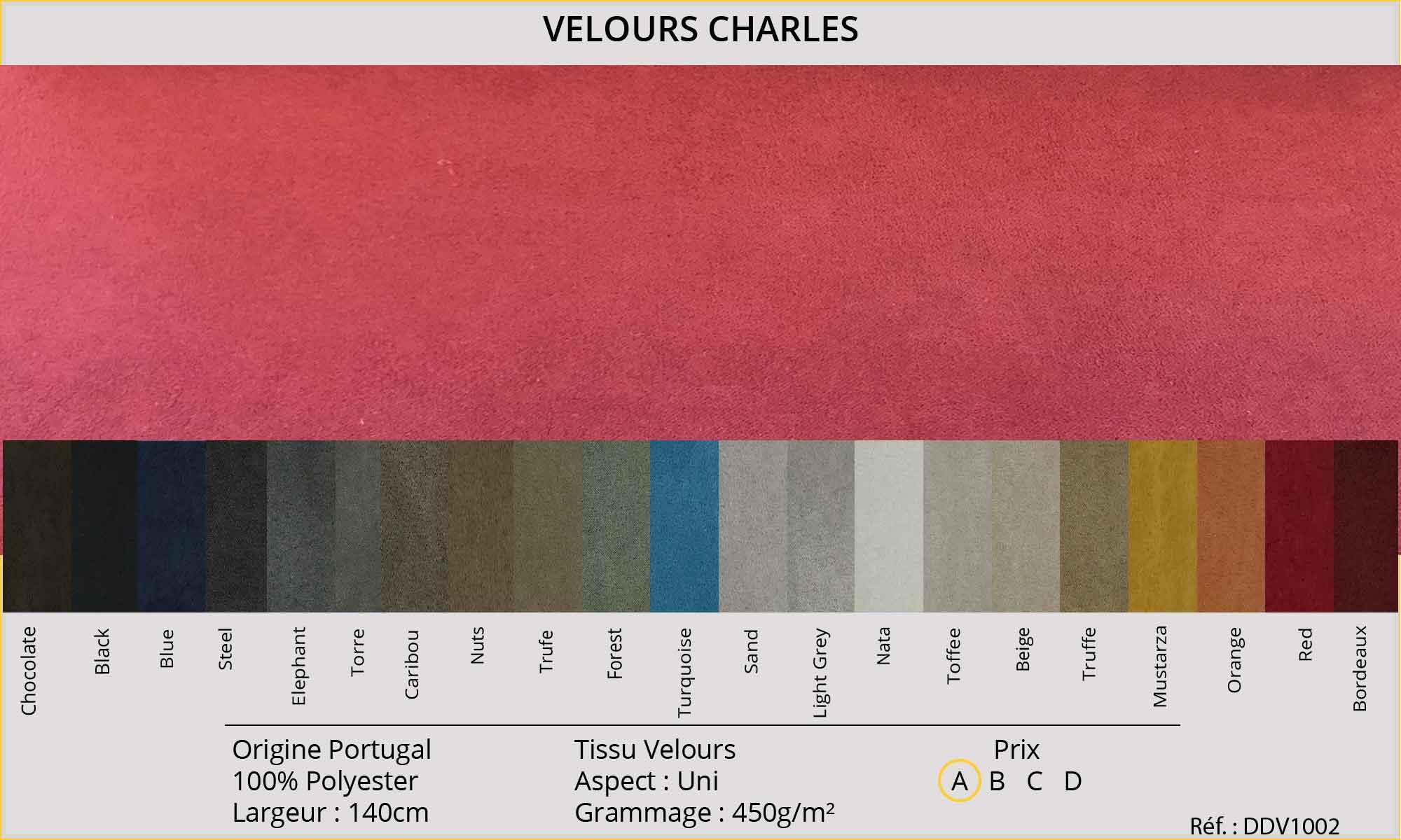 Velours Charles