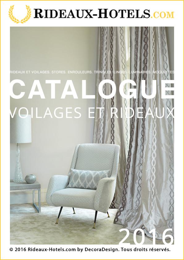 Catalogue Rideaux-Hotels: rideaux et voilages sur-mesure