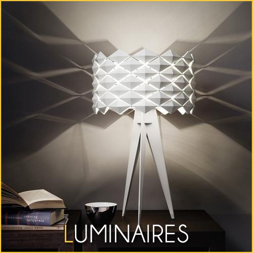 Catalogue Luminaires