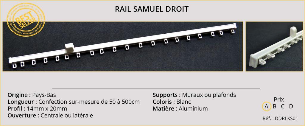 Samuel-rail-droit-DDRLKS01