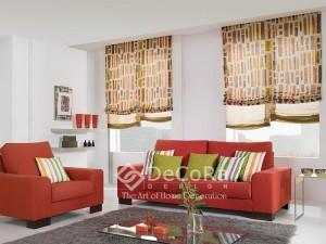 LxxJ025- Rideaux Hotels Professionnels Stores horizontaux verticaux plissés