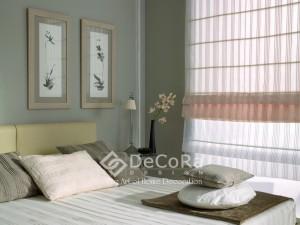 LxxJ029- Rideaux Hotels Professionnels Stores horizontaux verticaux plissés