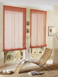 PxxJ017- Rideaux Hotels Professionnels Stores horizontaux verticaux plissés
