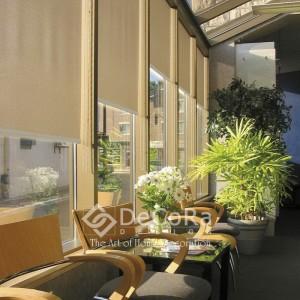 SxxJ001- Rideaux Hotels Professionnels Enrouleurs Bureau Office Réunion