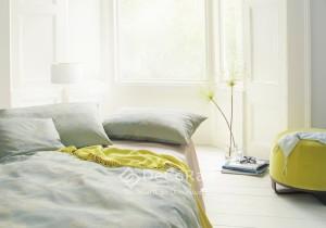 L001ZRD- Rideaux Hotels Professionnels linge d'hôtel lit draps non feu M1
