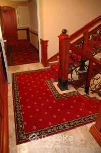 rideau-hotel-moquette-anti-feu-escalier-tapis-rouge