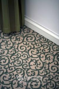 rideau-hotel-moquette-ignifuge-m1-chambre-motif-fleur