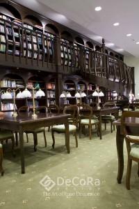 rideau-hotel-moquette-non-feu-m1-bibliothèque