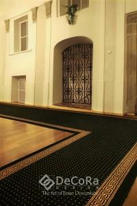rideaux-hotel-moquette-anti-feu-m1-couloirs