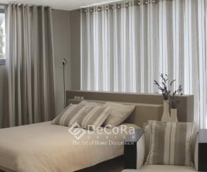 LxxT068 confection rideau hotel sur mesure non feu m1