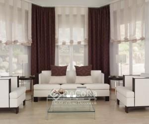 LxxT082 confection rideau hotel sur mesure non feu m1