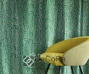LxxT091 confection rideau hotel sur mesure non feu m1