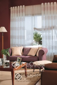 PXXT163 confection rideau hotel sur mesure non feu m1