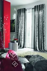 PXXT175 confection rideau hotel sur mesure non feu m1
